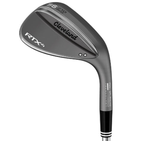 Cleveland RTX 4 Wedge Black Satin Finish