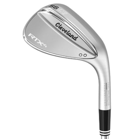 Cleveland RTX 4 Wedge Tour Satin Finish