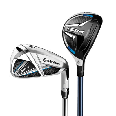Taylormade SIM Max Combo Iron Set 8 Piece Steel Shaft