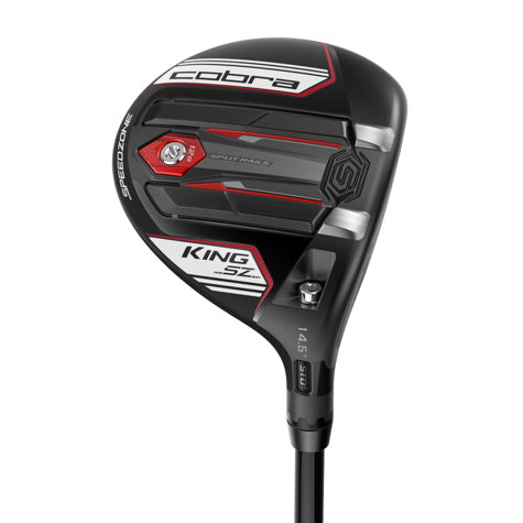 Cobra King SZ Speedzone Black/White Men's Fairway Wood