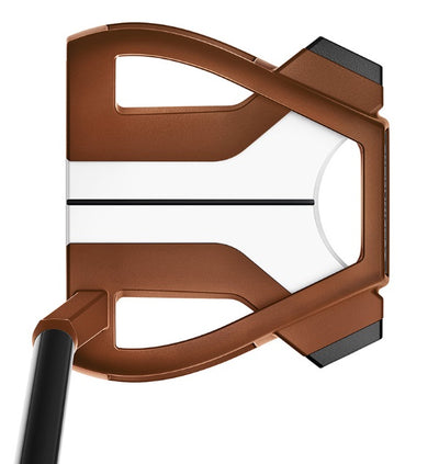 Taylormade Spider X Copper/White Putter