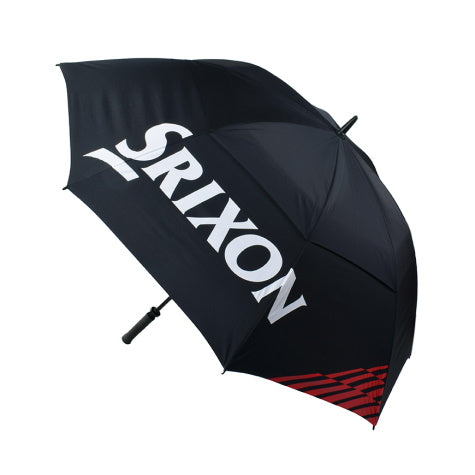 "Srixon Double Canopy Umbrella 62"" Black/Red"