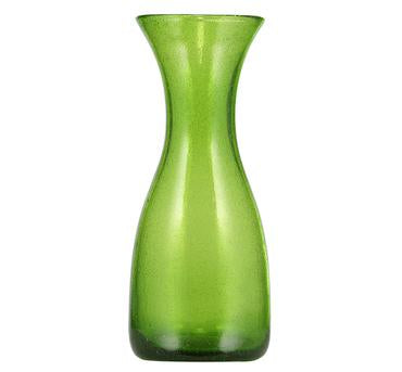 Hand Blown Recycled Carafe 1Litre