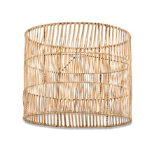 Load image into Gallery viewer, Banso Wicker Lampshade - Natural