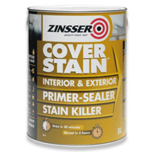 Load image into Gallery viewer, Cover Stain Zinsser Primer & Sealer