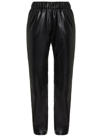Anine Bing - Colton Faux Leather Pant