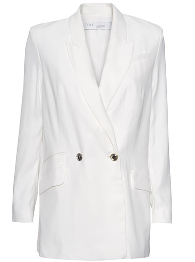 Adelie Tailored Jacket - White