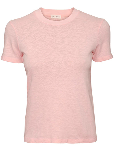 Sonoma Fitted Cotton T-Shirt - Rose Vintage