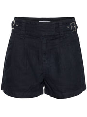 The Baro Cotton Blend Shorts - Salute