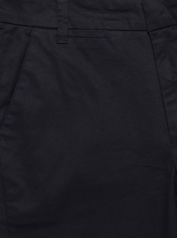Coin Pocket Cotton Chino - Coastal