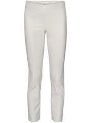 Stitch Front Seam Trousers - Gesso