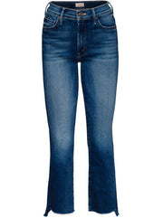 The Insider Crop Step Fray High-Rise Jean - Sweet and Sassy
