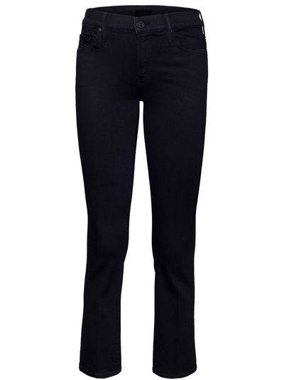 The Insider Mid-Rise Cropped Leg Jean - Not Guilty