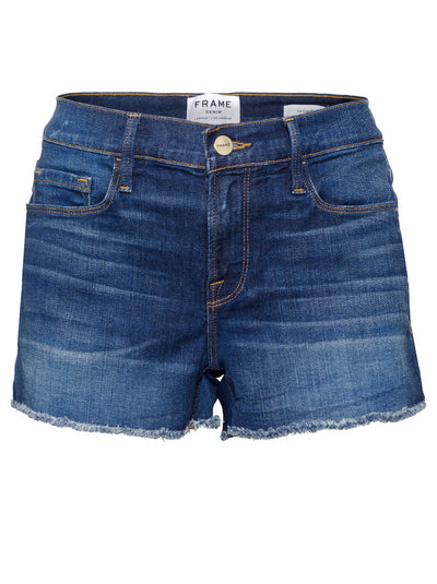 Le Cut-Off Denim Shorts - Williams