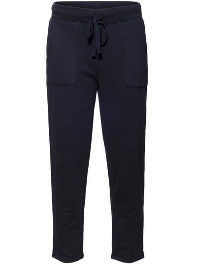 Noa Cotton Trackpants - Deep Sea