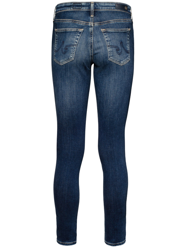 Legging Ankle Mid-Rise Skinny Jean - Submerged