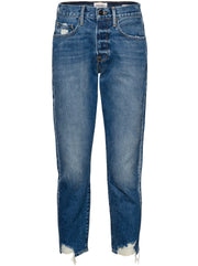 Le Original Straight Leg Jean - Angeles Sand
