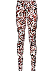 Duncan High-Rise Full Length Legging - Buckthorn Cheetah