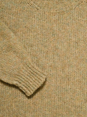 Fogwood Wool-Blend Sweater - Olive
