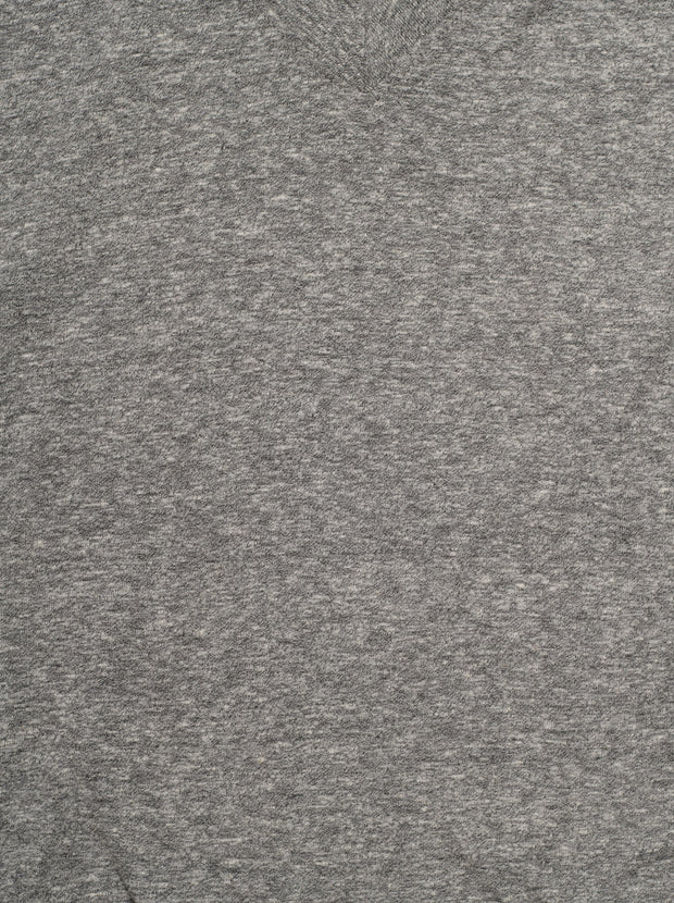 The Perfect V-Neck Tee - Heather Grey