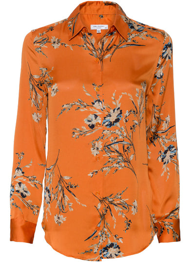 Essential Floral Blouse - Autumn Maple / Multi