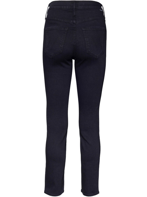 The Dazzler Ankle Mid-Rise Cropped Leg Jean - Not Guilty
