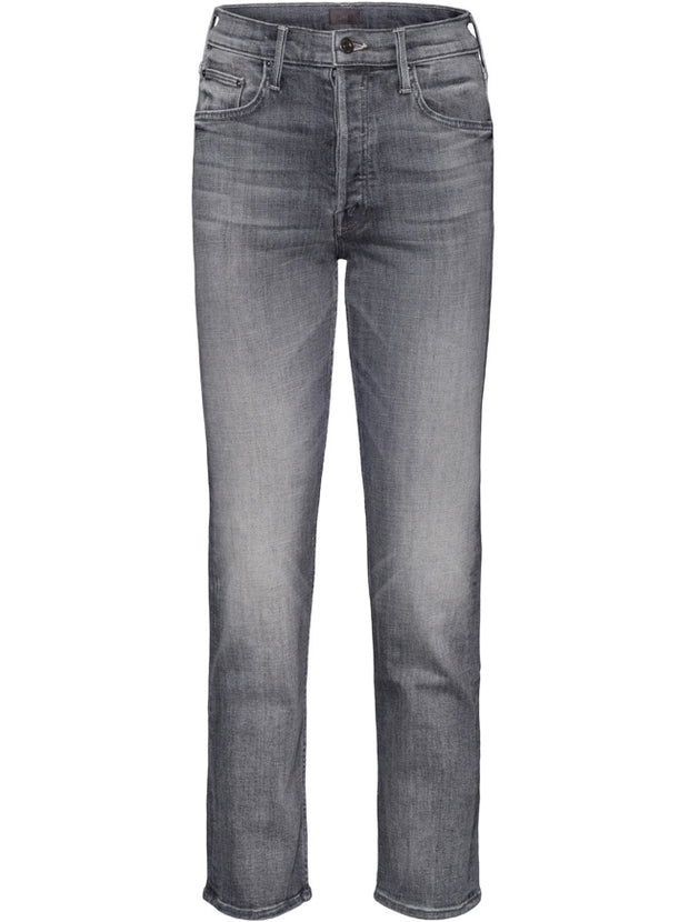 The Tomcat High-Rise Straight Leg Jeans - Beam me up