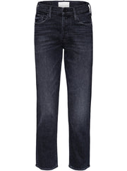 The Tomcat High-Rise Straight-Leg Jeans - Say You're Sorry
