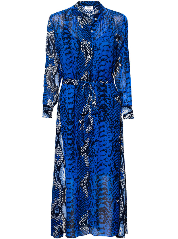 Homewood Dress - Python Sea