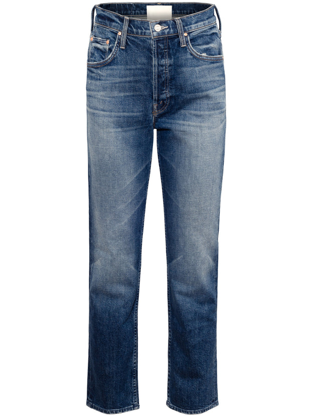 The Tomcat High-Waisted Ankle Straight Leg Jean - Tell it to the Pope