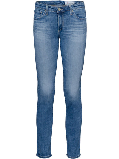 The Prima Mid-Rise Slim Leg Jean - 15 years Affinity