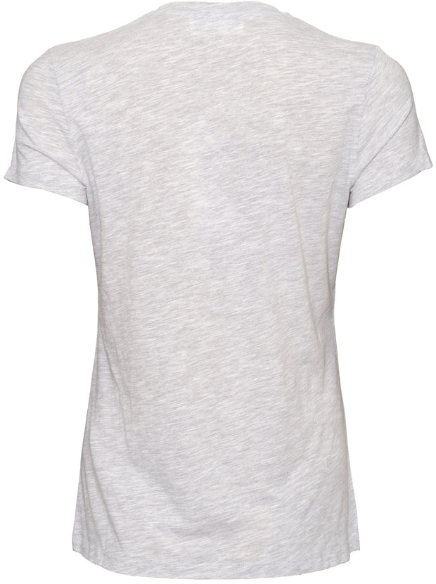 Jacksonville Cotton-Blend T-Shirt - Polar Melange