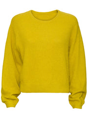 Mitibird Knitted Jumper - Mustard