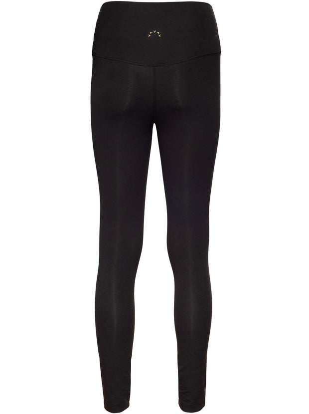 Blackburn High-Rise 7/8 Length Legging - Black