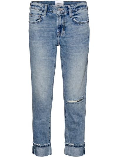 The Fling Boyfriend Jean - 2 Year Rigid Indigo
