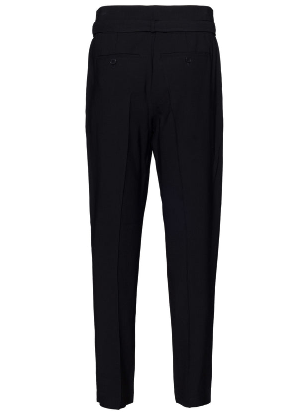 Bill Tailored Trousers - Black