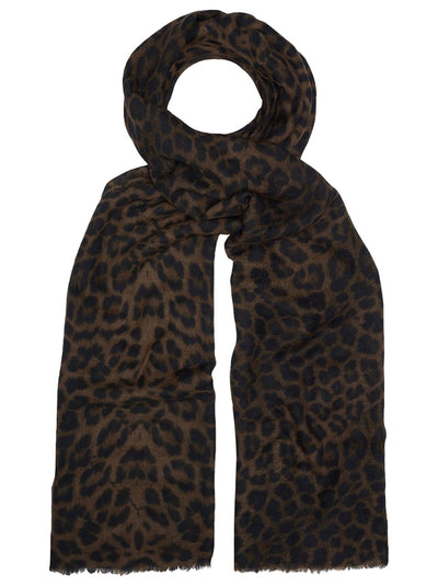 Safari Scarf - Tobacco