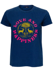 The Boxy Goodie Goodie T-Shirt - Love and Happiness