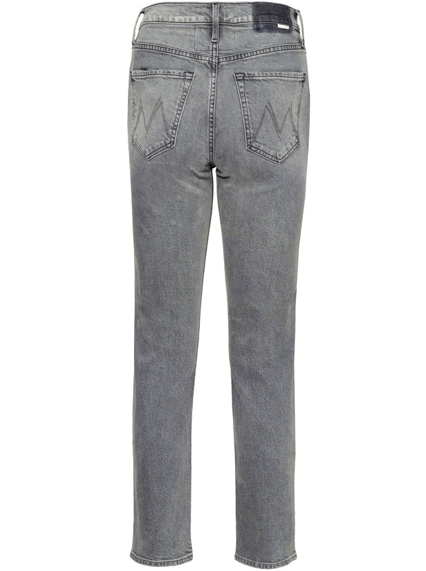 The Tomcat High-Waisted Ankle Straight Leg Jean - Hitting The Pavement