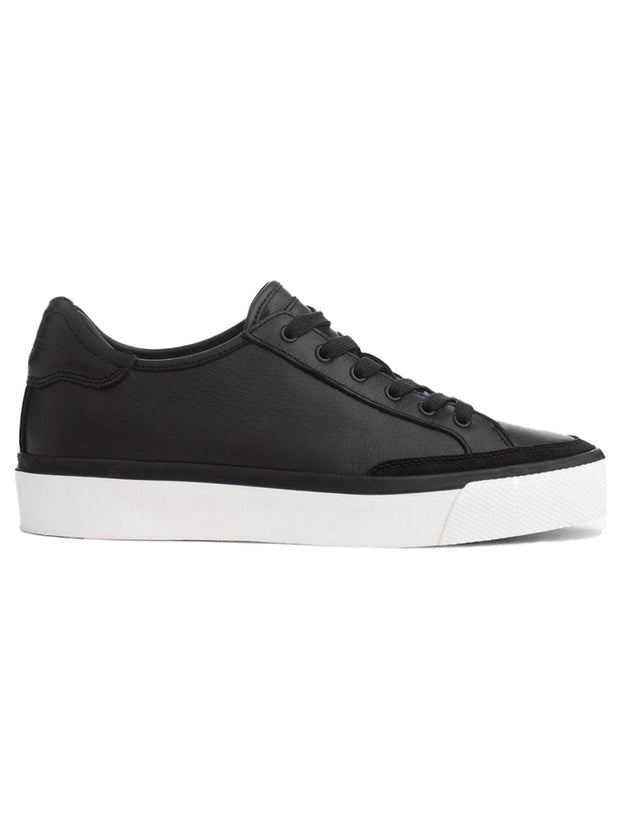 Rb Army Low Leather Sneaker - Black
