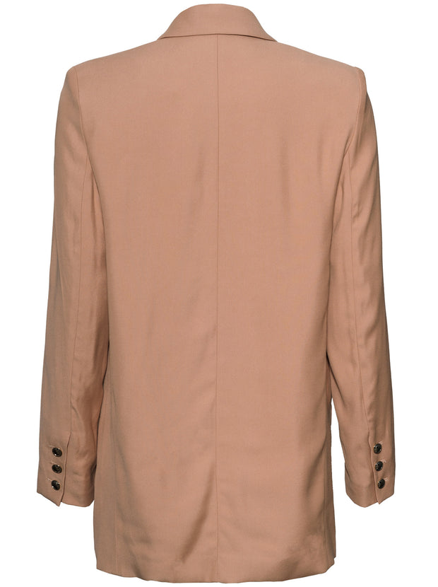 Adelie Tailored Jacket - Pink