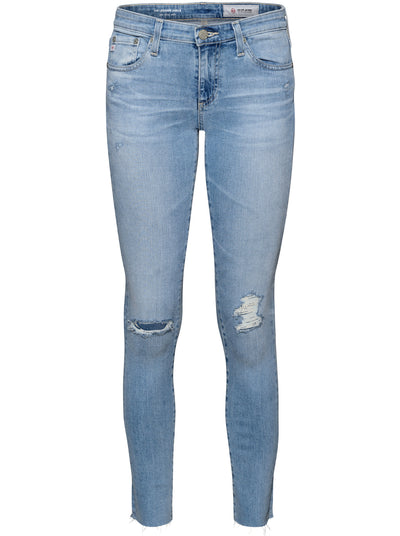 The Legging Ankle Mid-Rise Skinny - 24 Years Stark Destructed