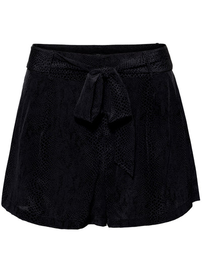 Gigi Silk Shorts - Cobra