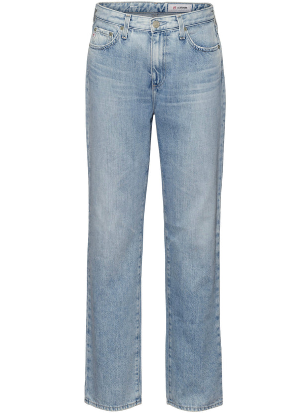 Alexxis Vintage Straight High-Rise Jean - 25 Years Directional