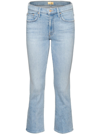 The Insider Ankle High-Rise Jean- Zapped