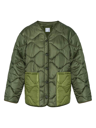 Andy Bomber Jacket - Khaki