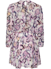 Orchid Mini-Length Dress - Pink