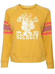 The Square Crew-Neck Sweater - Sworn To Secrecy