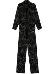 Clara L/S Pajama Trouser Set - Night Star