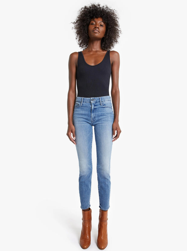 The Mid-Rise Looker Ankle Skinny - We The Animals